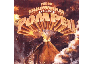 Triumvirat - Pompeji (Remastered) - (CD)