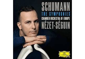 Chamber Orchestra Of Europe - Schumann: Sinfonien 1 - 4 - (CD)