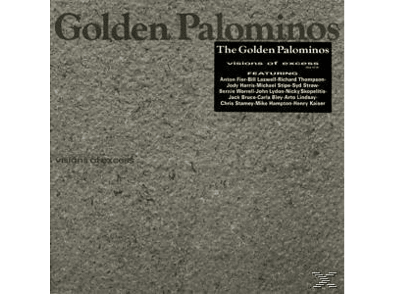 The Golden Palominos - Visions Of Excess [Vinyl]