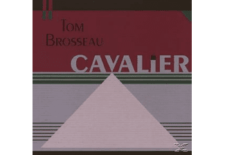 Tom Brosseau - Cavalier - (CD)