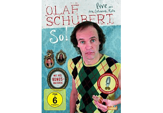 Olaf Schubert - So! - (DVD)