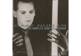 Gary Numan - The Complete John Peel Sessions - (CD)