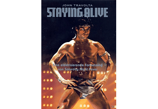 Staying Alive (Amarey) - (DVD)