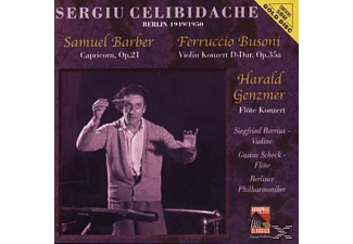 VARIOUS - Celibidache Berlin 1949-1950 - (CD)