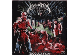 Morfin - Inoculation - (CD)