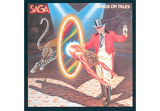 Saga - Heads Or Tales (CD)