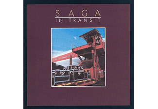 Saga - In Transit (CD)