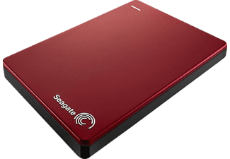 SEAGATE Backup Plus Portable Drive 1TB Red - (STDR1000203)