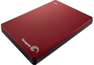 SEAGATE Backup Plus Portable Drive 2TB Red - (STDR2000203)