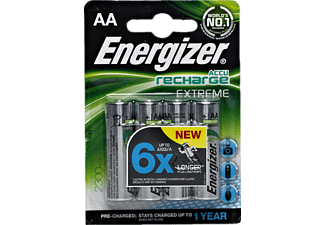 ENERGIZER Rechargeable Extreme 2300mAh AA - 4 Pack