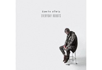 Damon Albarn - Everyday Robots - (CD)