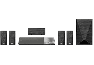 Home Cinema 5.1 - Sony BDV-N5200WB con Blu-ray 3D y escalado 4K, 1000W