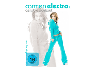 Carmen Electras - Aerobic Workout - Vol. 1 - (DVD)