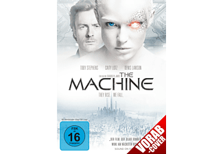 The Machine - They Rise. We Fall. - (DVD)