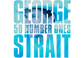 George Strait - 50 Number Ones CD