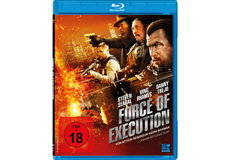 Force of Execution - (Blu-ray)