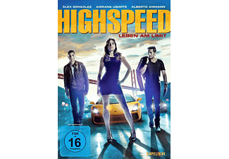 Highspeed - Leben am Limit - (DVD)