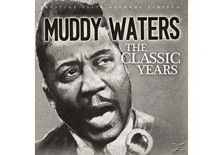 Muddy Waters - Classic Years - (CD)