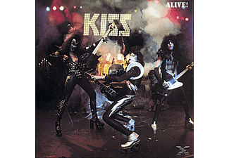 Kiss - Alive I CD
