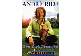 André Rieu - New York Memories (Live At Radio City Music Hall) | DVD