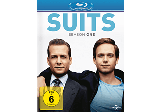 Suits - Staffel 1 - (Blu-ray)