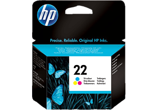 HP 22 5ml  Tri-Color - (C9352AE)