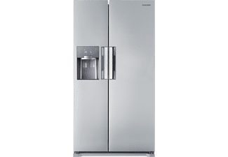 SAMSUNG RS54HDRPBSR/EF RS54, Side-by-Side, A+++, 1789 mm hoch, 912 mm breit, Edelstahl