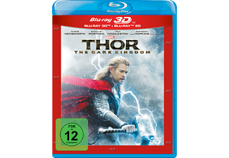 Thor - The Dark Kingdom Action Blu-ray 3D
