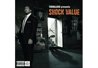Timbaland - Shock Value CD