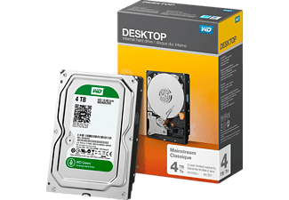 WESTERN DIGITAL Desktop Mainstream Festplatte 4 TB