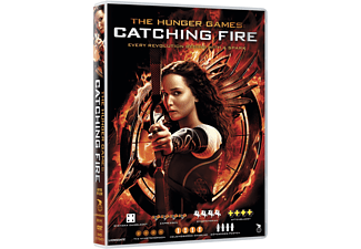 Hunger Games - Catching Fire DVD
