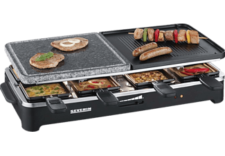 SEVERIN 2341 Raclette and Grill