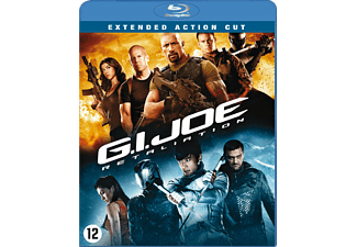 GI Joe Retaliation Blu-ray
