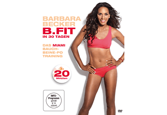 Barbara Becker - B.Fit in 30 Tagen - Das Miami Bauch-Beine-Po Training - (DVD)