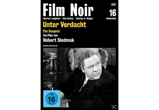 Film Noir Collection 16: Unter Verdacht - (DVD)