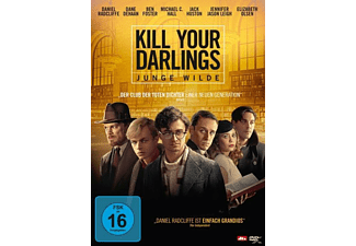 Kill your Darlings - Junge Wilde - (DVD)