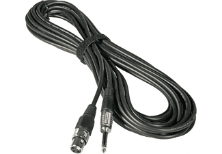 JB SYSTEMS 7-0060 Professionelles Rauscharmes (Low Noise) Audio Signalkabel 5 m