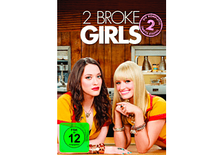 2 Broke Girls - Staffel 2 Komödie DVD
