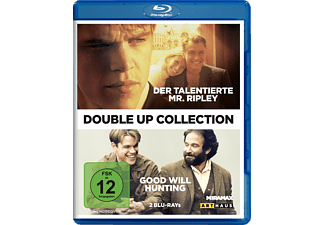 Good Will Hunting & Der talentierte Mr. Ripley (Double Up Collection) - (Blu-ray)