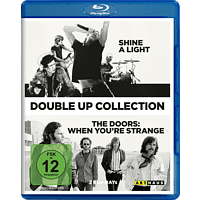 The Doors: When You're Strange & Shine A Light (Double Up Collection) [Blu-ray]