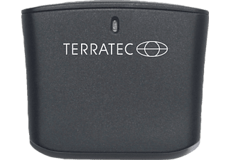 TERRATEC 130647 Connect Dock, Adapter, Schwarz