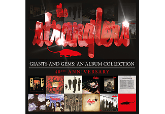 The Stranglers - Giants And Gems: An Album Collection (CD)