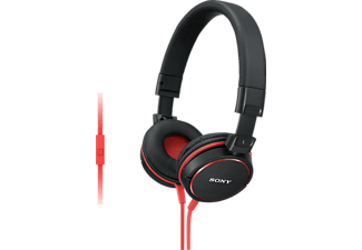 SONY MDR-ZX610AP Red