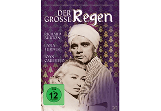 DER GROSSE REGEN (THE RAINS OF RANCHIPUR) - (DVD)