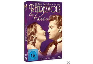 Rendezvous In Paris - (DVD)