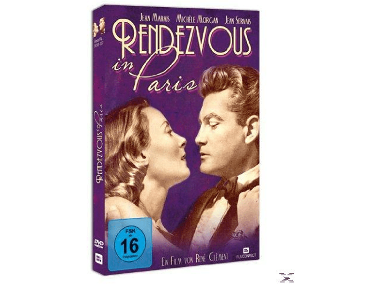 Rendezvous In Paris [DVD]