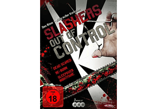SLASHERS OUT OF CONTROL - (DVD)