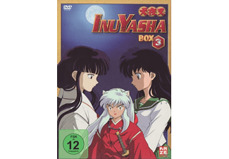 InuYasha –  Box 3 - (DVD)