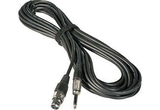 JB SYSTEMS 7-0066 Professionelles Rauscharmes (Low Noise) Audio Signalkabel 10 m