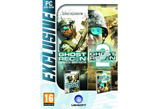 Compilation Ghost Recon Warfighter 1 + 2  PC